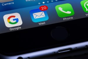 How do I set up Email on My iPhone